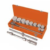 15 pcs 3/4DR. CR-V Socket wrench Set socket tool set images