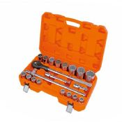 20 pcs 3/4DR. CR-V Socket wrench Set socket tool set images