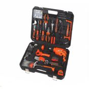 Hand tools Type and socket set 121 pcs tool set images