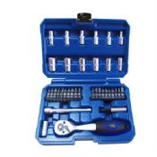 36pcs Combination Bit and Socket Hand Tool Set images