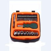 26pcs screwdriver socket and bit set images