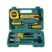 small hand tool set with tool box images