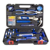 38pcs hand household tool set images