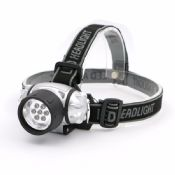 7 LED Light Headlamp images