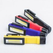 Mini Pen Shape COB Torch Flashlight images