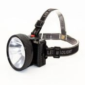 Plastic Rechargeable Flashlight images