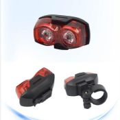 2 LED bike light images