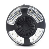 16 led magnetic round fan work light images