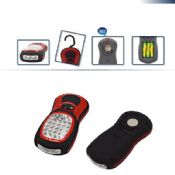 28+3LED Work light with a hook and magnet images