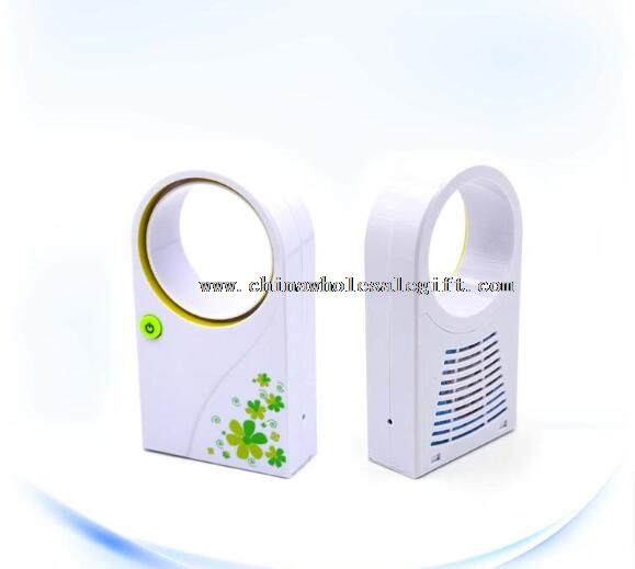 mini stand fan portable air cooler conditioner