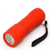 9 LED flashlight images