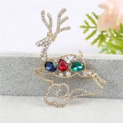 Lovely Deer Badge Lapel Pins images