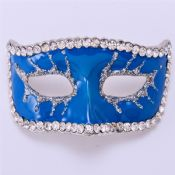 Party Mask Shape Lapel Badge Pins images
