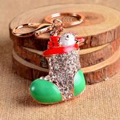 christmas boots keychain images