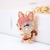 fox shape party gift souvenir keychain images