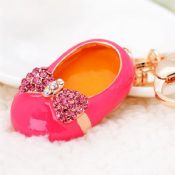 Mini Dance Shoe Key Ring images