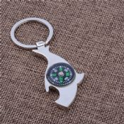 metal compass keychain images