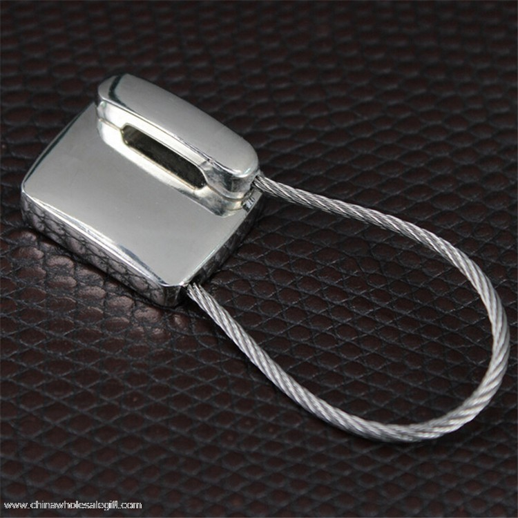 Metal Telephone keychain